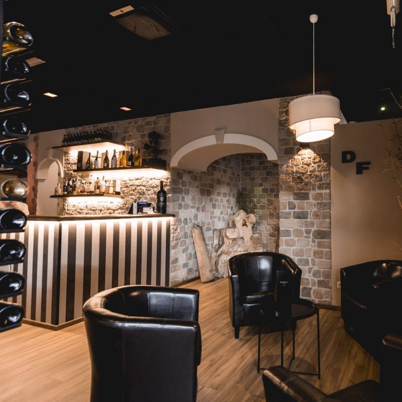 Una nuova anima gastronomica per questo ristorante a Grottaferrata