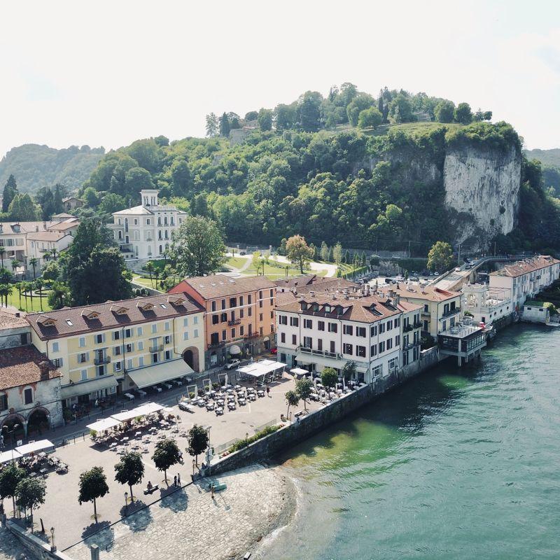 Sul Lago Maggiore apre un nuovo pop up con vista