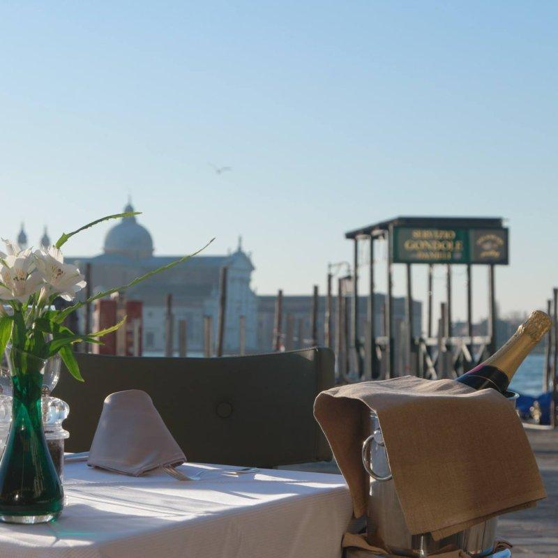 """Bello, buono e in una location unica: come accontentare anche l'occhio a Venezia senza rimanere """"nètti"""""""