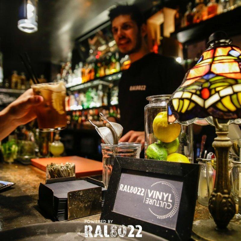 Al RAL8022 la nuova drink list racconta la voglia di sperimentare
