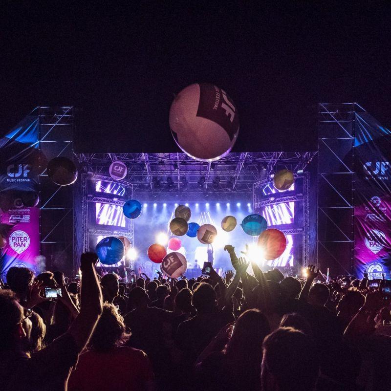 10 motivi per cui non dovresti perderti il CJF Music Festival