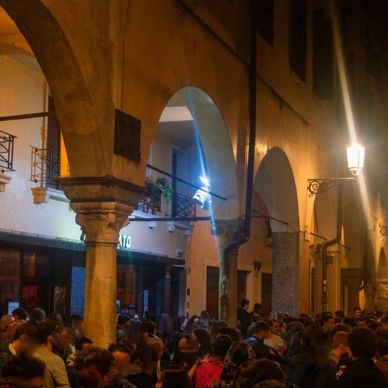 Come farsi un'intera serata al Ghetto di Padova dalle 18 alle quando-ti-pare