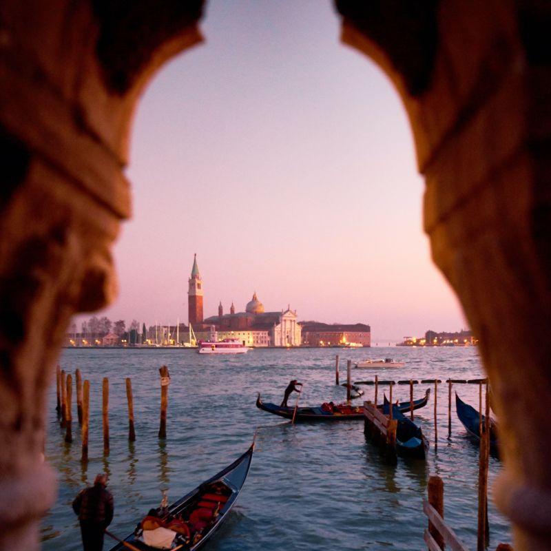 5 + 1 ristoranti di Venezia con vista charmant