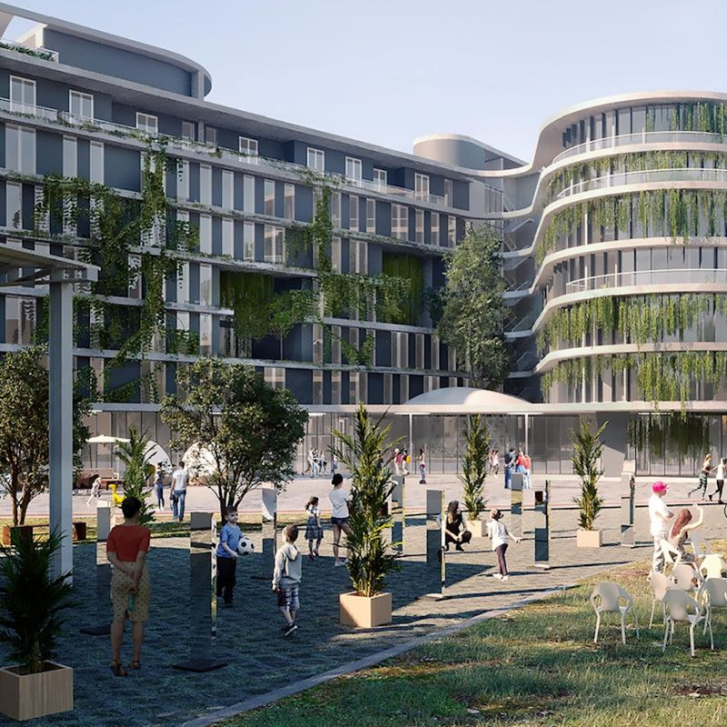 Anche Roma avrà il suo The Student Hotel, a San Lorenzo