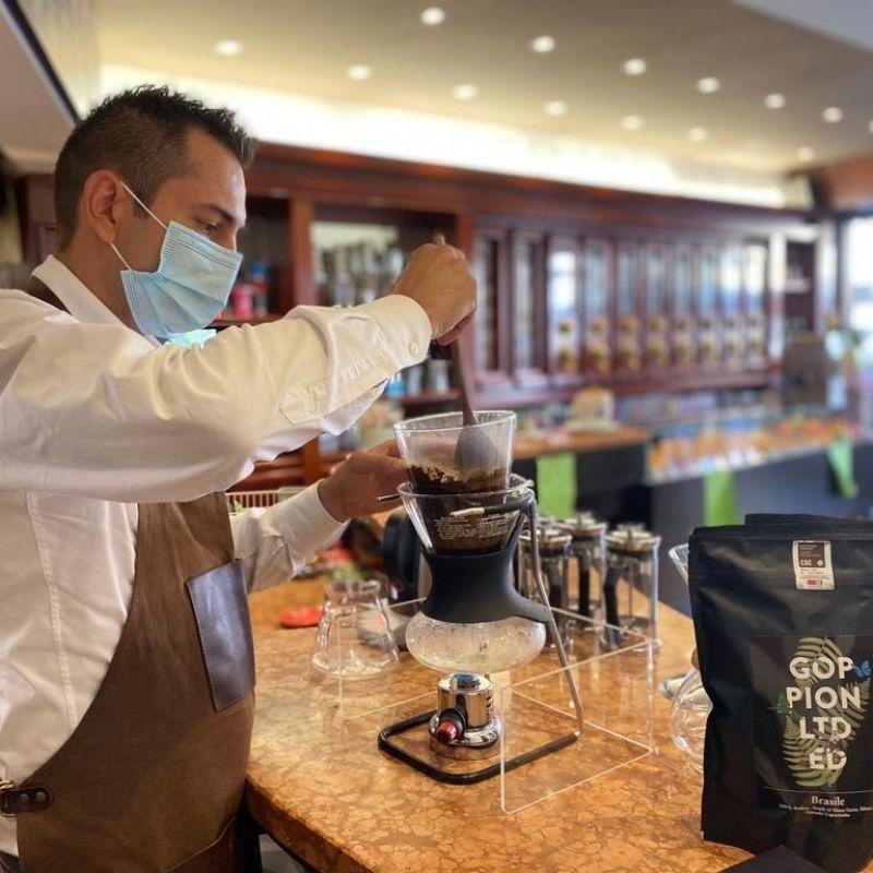 Il caffè Goppion di Treviso è diventato Marchio Storico
