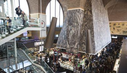 Ha finalmente riaperto il Mercato Centrale di Roma e ci sono molte nuove aperture