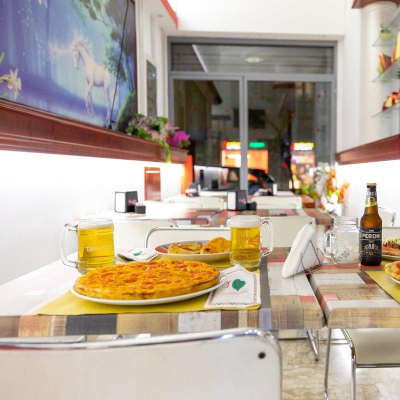 Al Bar Fantasy da oggi anche pizza a pranzo e a cena