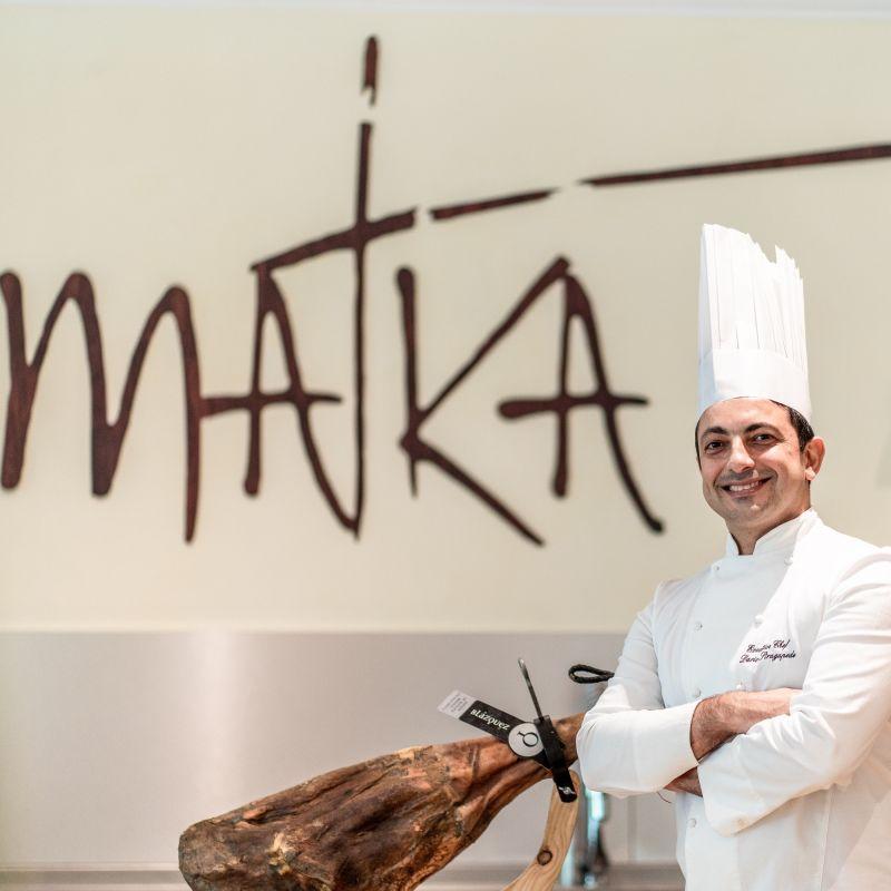 Dario Stragapede e il suo viaggio culinario