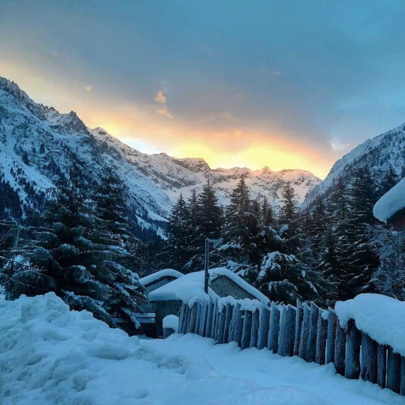 4 mete per un weekend in montagna vicino a Brescia