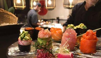 In base a quale criterio scegli il tuo sushi? I ristoranti giapponesi di Bari che vanno bene per le serate speciali