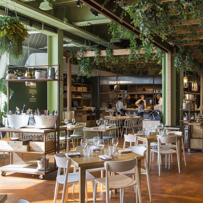 Un anno di Terra, il ristorante di Eataly nel cuore di Roma