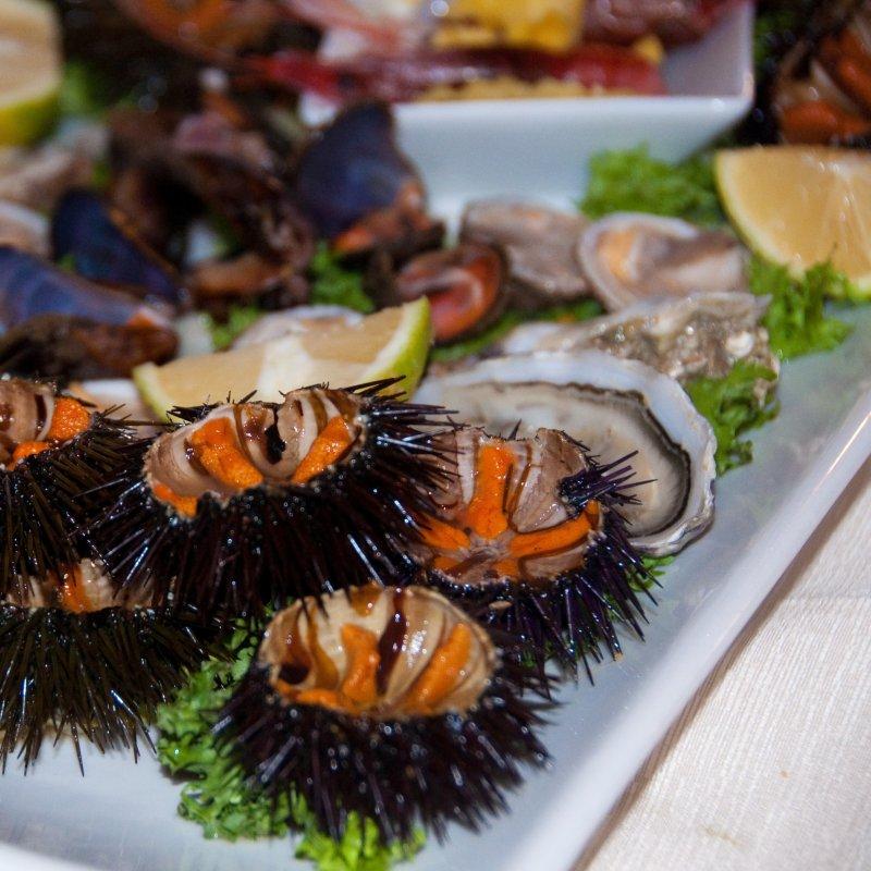 Ma quale sashimi. Crudi di mare nel Mestrino alla nostra maniera