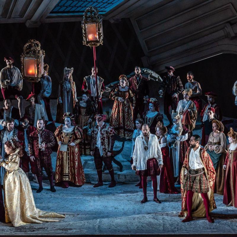 ARTE Opera e la sua terza stagione operistica online con #WeReStillOpen