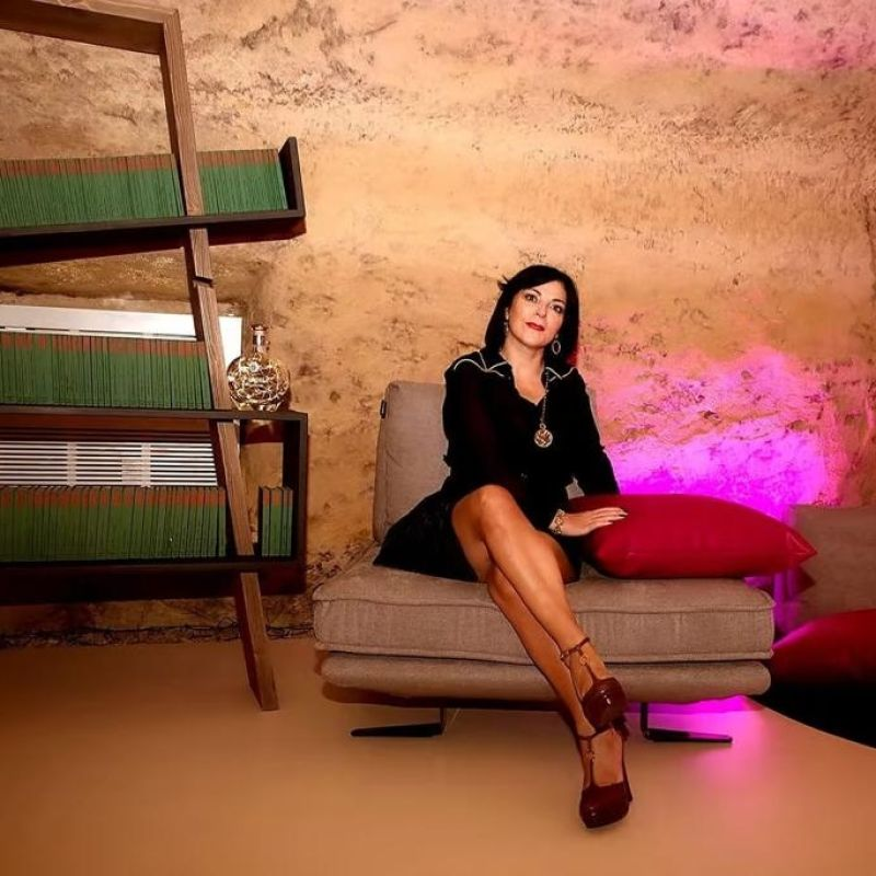 Grazia e la bellezza di un locale che ama farsi raccontare, nel centro storico di Gravina