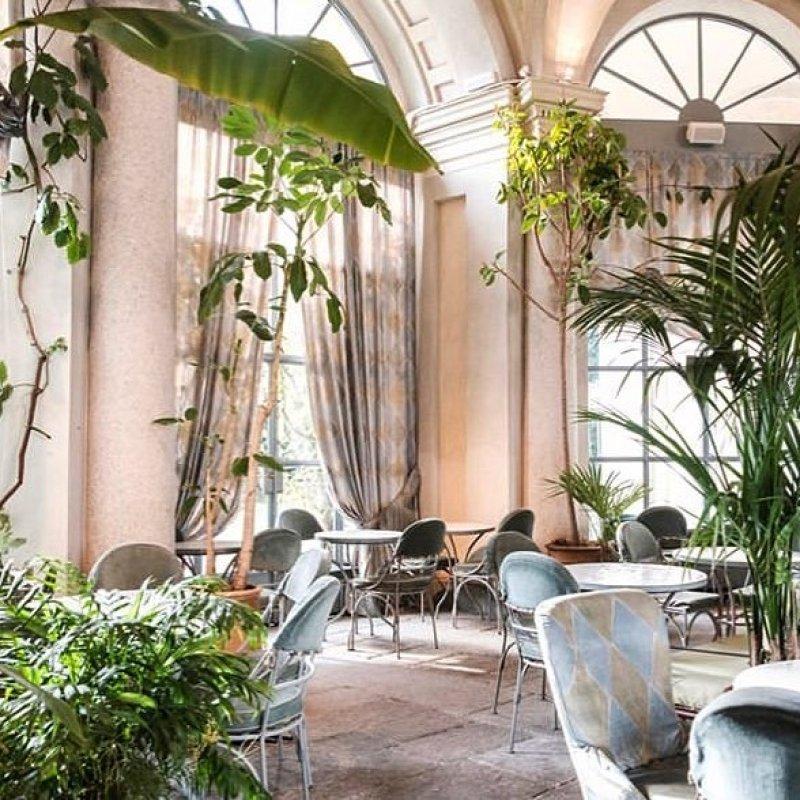 A.A.A. Calduccio a Milano cercasi: 6 giardini d'inverno per mangiare fuori