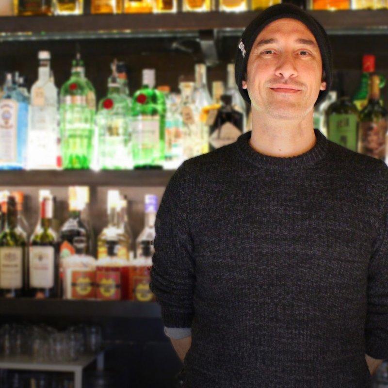 Paco Salvini del RAL8022 tra mixology, concept store e web radio