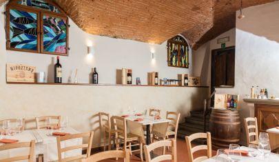 Una trattoria nel cuore di Sant'Ambrogio dove la cucina toscana tradizionale vale oro