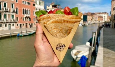 Lo street food che cercavi tra le calli di Venezia
