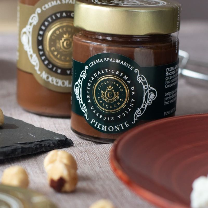 Crema della Bontà, un progetto solidale realizzato da Cioccolato Calcagno 1946