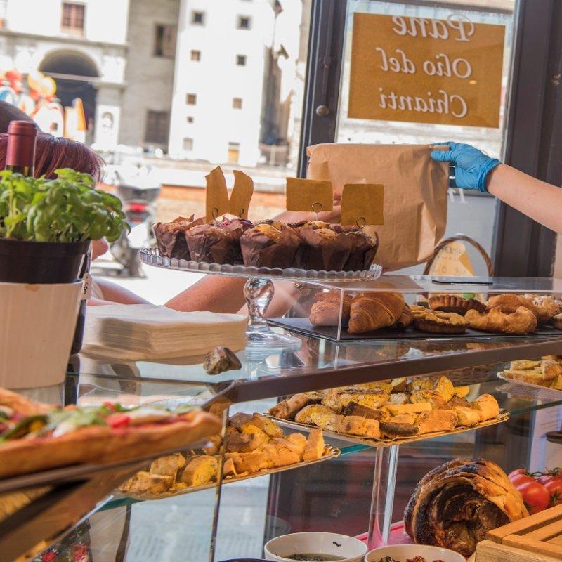 Ma quale shopping a Firenze? Le vetrine che amo sono quelle della gastronomia