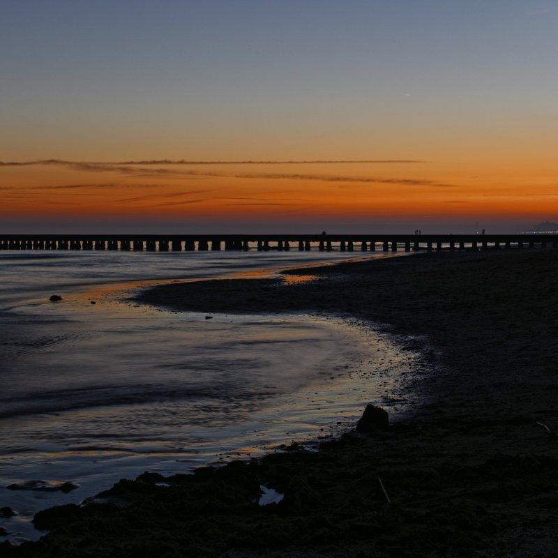 Il mare d'autunno: zingarata a Jesolo Lido quando i turisti son rimpatriati