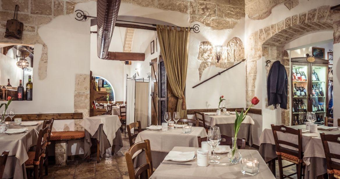 Pranzo e cena da La Locanda di Federico per il Bif&St.