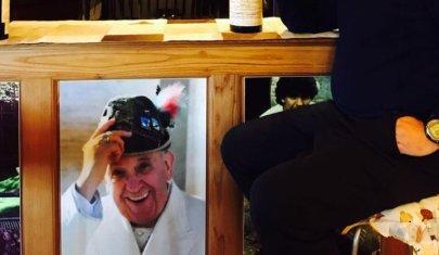 Incontro a casa Kelm: la Trattoria Argentina e i Maradona della carne