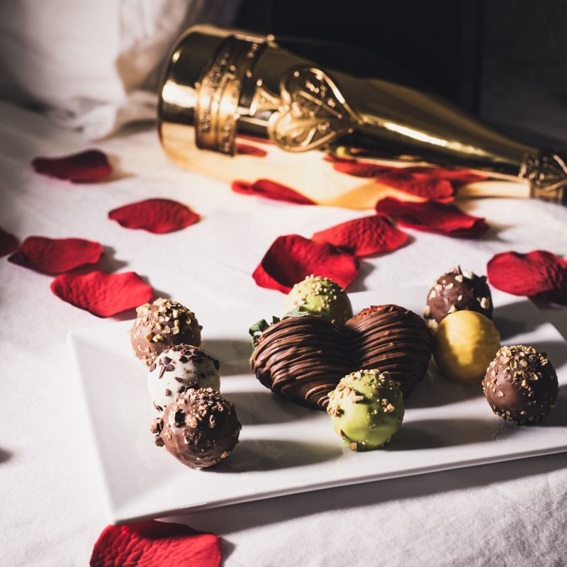 Le idee delivery di Brescia per un San Valentino ben riuscito