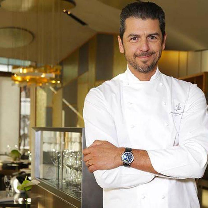 Chef Berton arriva a Montecarlo con un temporary restaurant natalizio