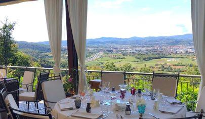 Segna: 11 ristoranti dove mangiare all'aperto a Vicenza e dintorni