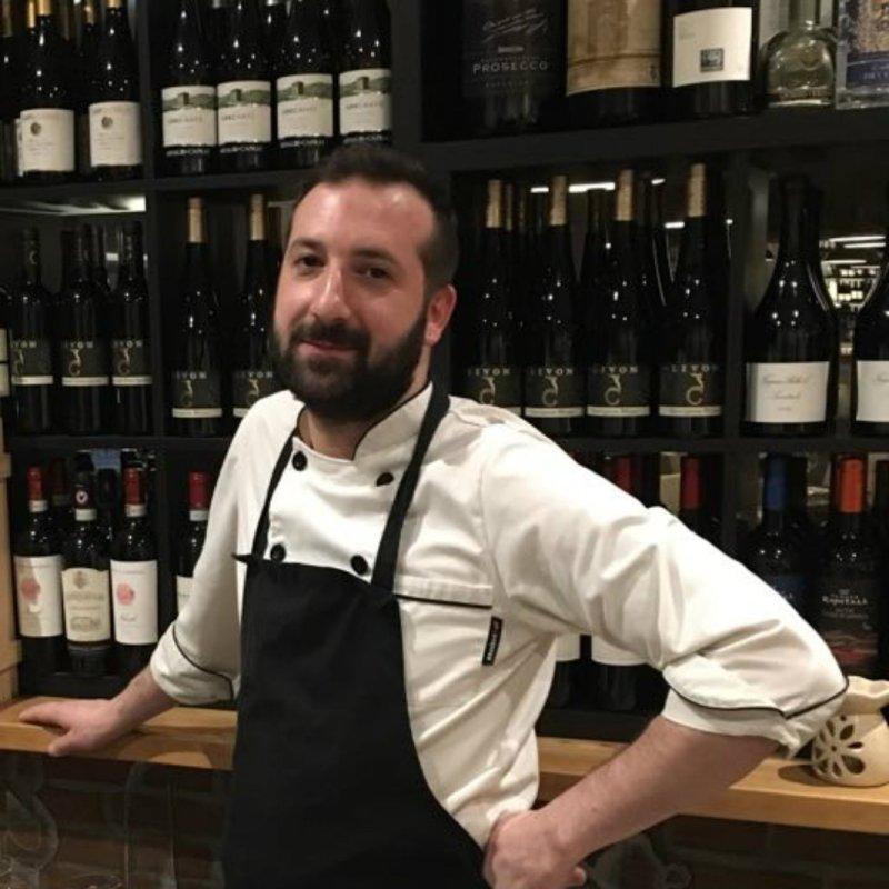 Giovanni Brunello, lo chef globetrotter di Pepe Nero