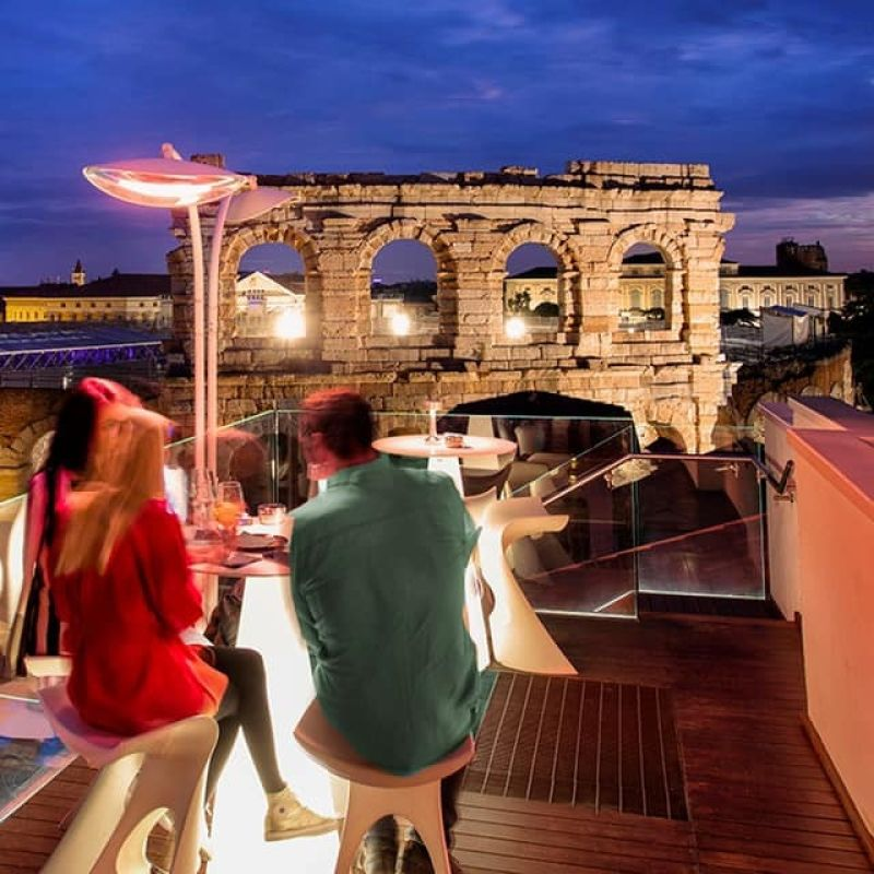 I ristoranti romantici di Verona e provincia per fare colpo al primo appuntamento