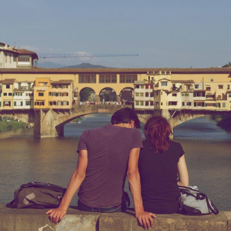 Ristoranti per coppie a Firenze: gli 8 tavoli per due più romantici in città