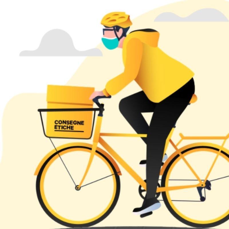 A Bologna nasce il progetto Consegne Etiche per un delivery più giusto (per tutti)
