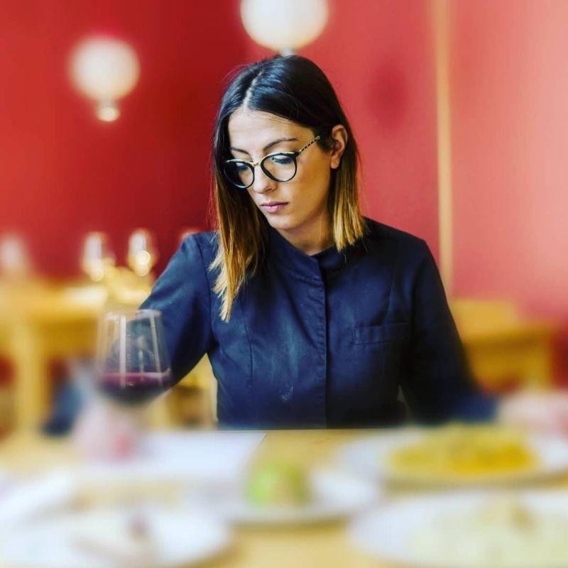 Risotto al parmigiano e polvere d'alloro - Il Contenitore