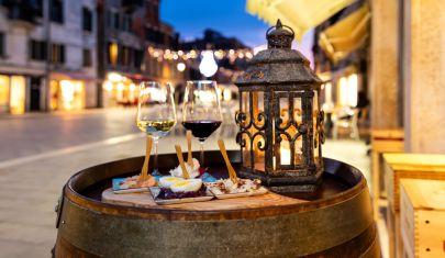 Vien qua 'more! Ti porto a fare aperitivo in piena estate a Venezia