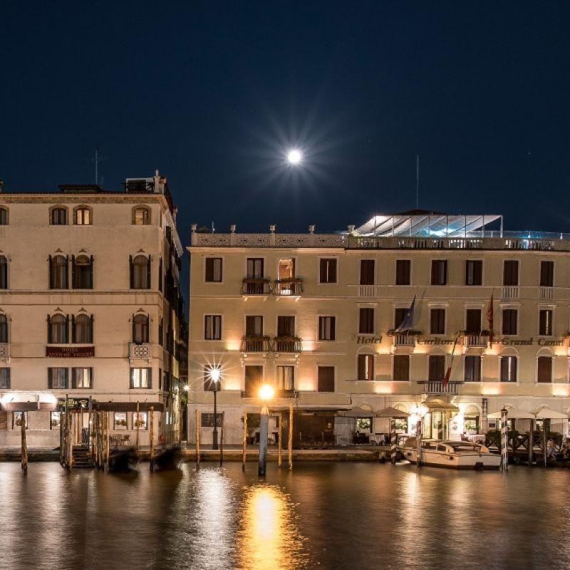La tua fuga d'amore a Venezia: cena e camera per una notte speciale