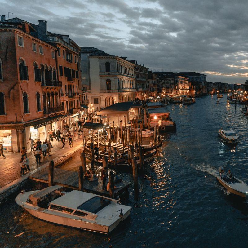 Cosa fare la sera a Venezia da quando non c'è più niente da fare