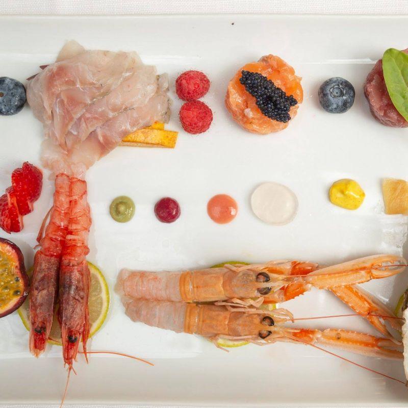 Dove mangiare il pesce crudo a Venezia