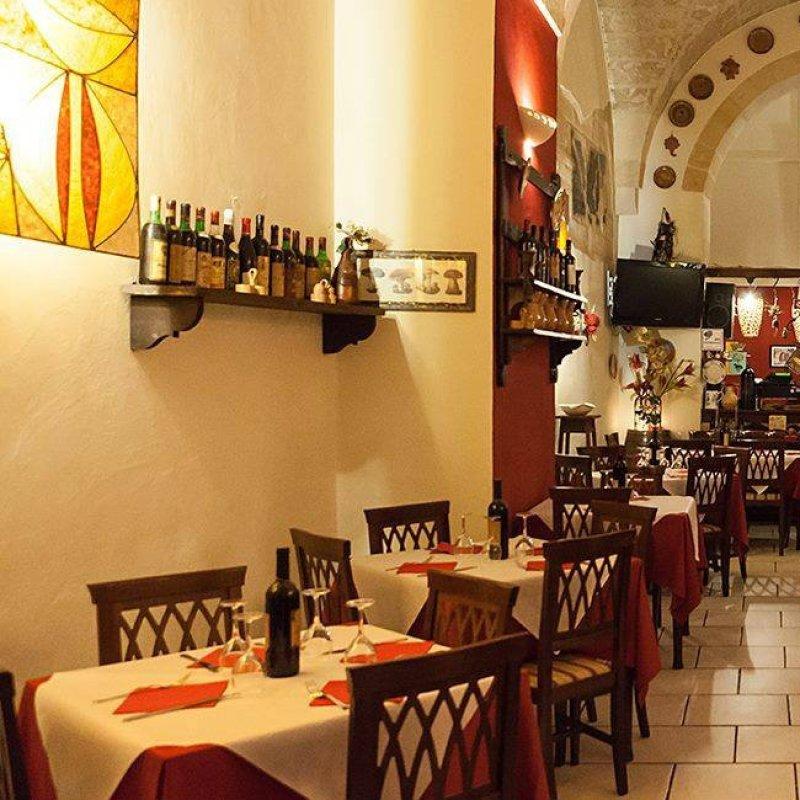 L'Osteria Le Volte porta in tavola il gusto autentico del Salento