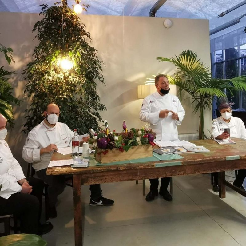 """""""Miglior Allievo della Toscana"""": la gara che premia gli chef del futuro"""