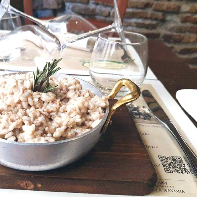 I risotti più buoni di Roma e i ristoranti dove andare a mangiarli