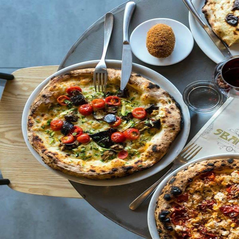 Io e la pizza una cosa sola. 5 pizzerie di San Giovanni dove strafogarsi