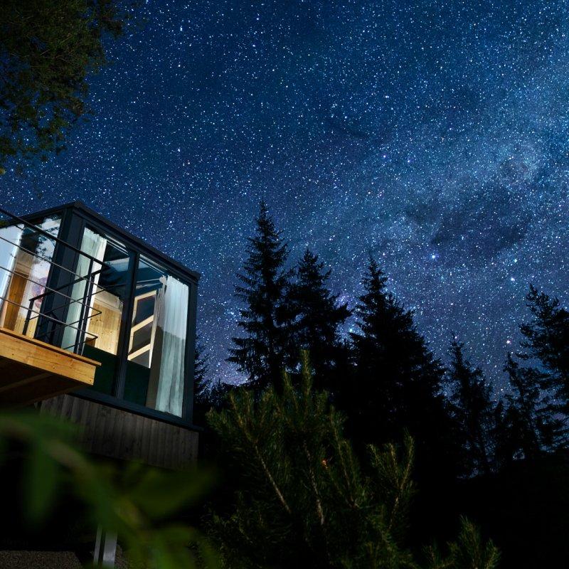 Ho scoperto il glamping: il campeggio glamour, eco-sostenibile e, soprattutto, aperto tutto l'anno
