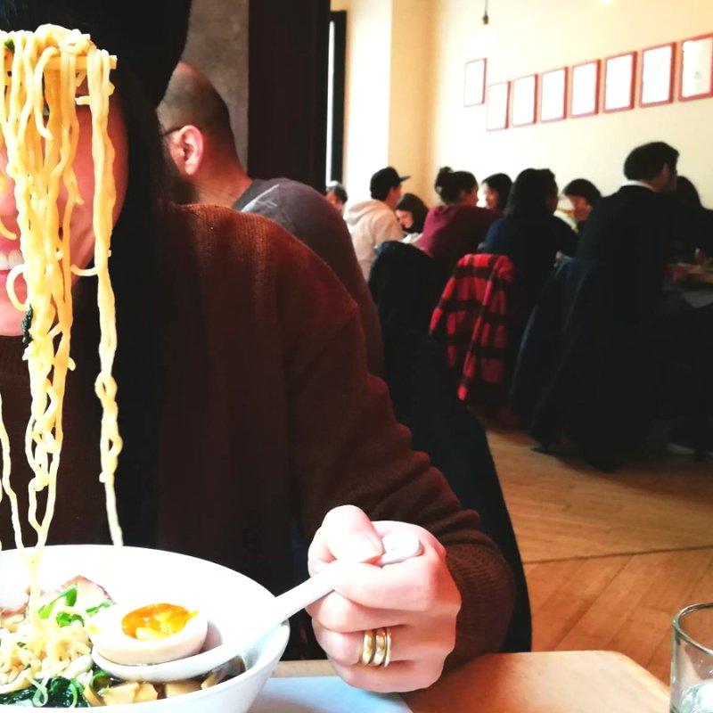 C'è chi dice siano meglio degli spaghetti: Firenze e i noodles