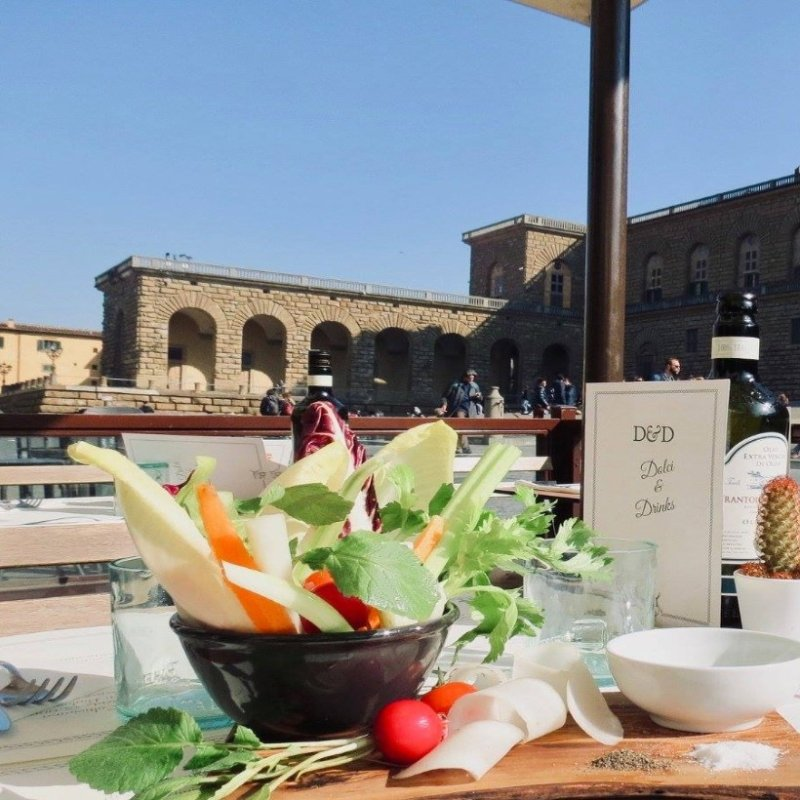 5+1 fermate culinarie se capiti a Piazza Pitti. Tu le conosci già?