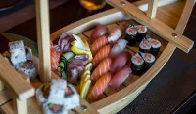 Dimmi che tipo sei e io ti spiego dove mangiare il sushi a Bari