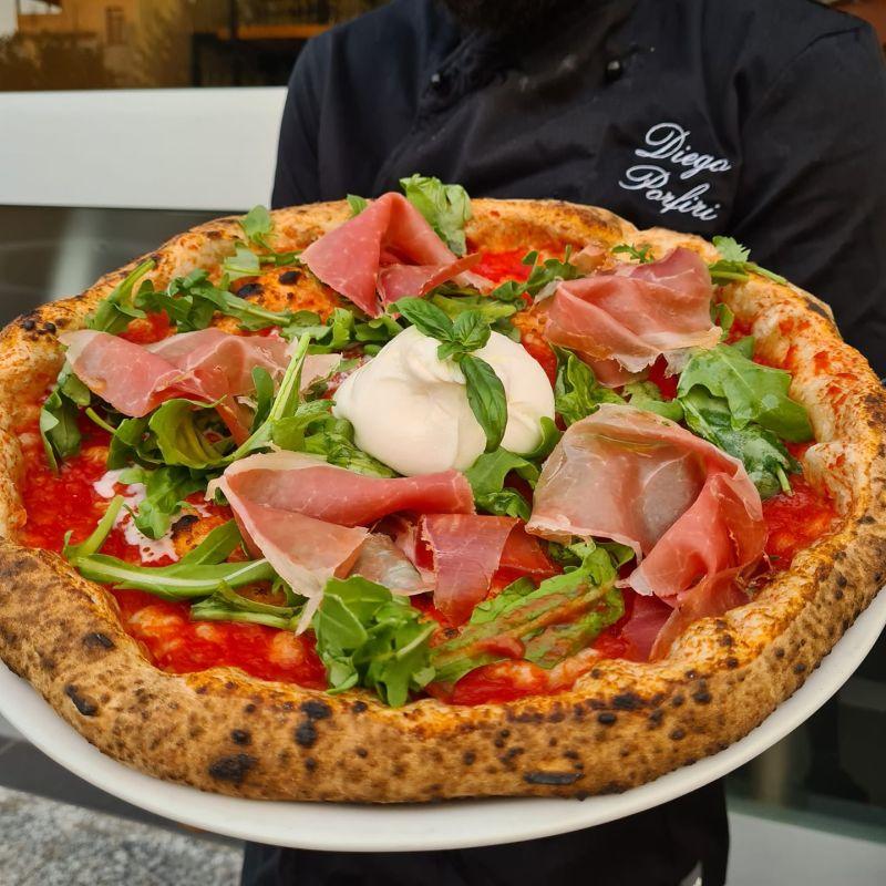 Pizze Gourmet a Roma: come toccare il cielo con un dito