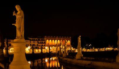 Padova, 7 marzo 2020. Cronache dall'ultimo sabato sera in città (prima del coprifuoco anti Covid-19)