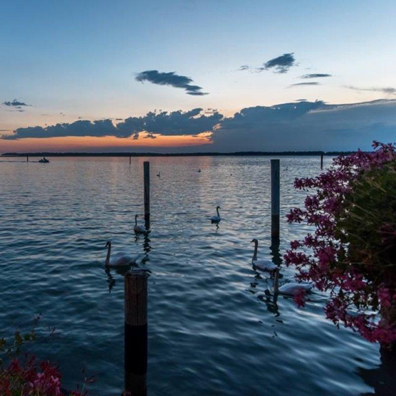 Vista mare o vista lago: i 5 ristoranti veneti più spettacolari dove cenare al tramonto